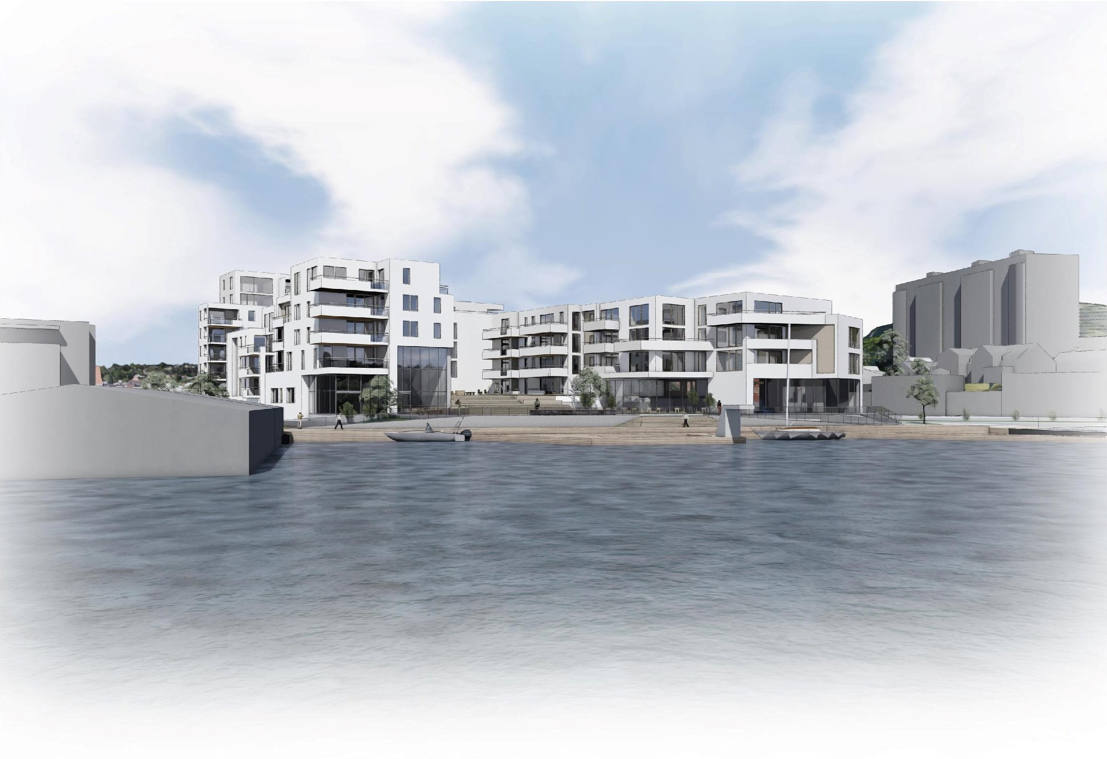 Carlsenkvartalet - boligutvikling